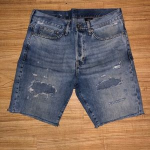 H&M Denim Shorts.